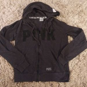 Victorias Secret zipper hoody